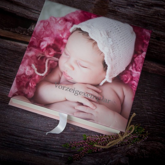Boutique Set Babyfotobuch & Box
